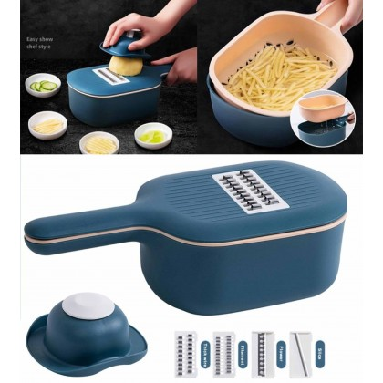 Somax Store !! Somax Store !! Vegetable Cutter Kitchen Accessories Manual Food Manual Slicer Fruit Cutter Carrot Cheese Grater